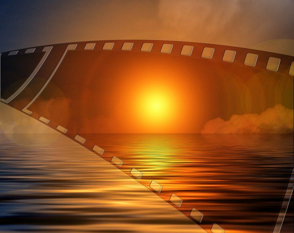 film, pellicule, vidéo